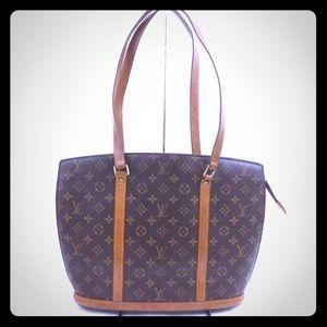 Authentic ❤️Louis Vuitton Babylone Shoulder Bag